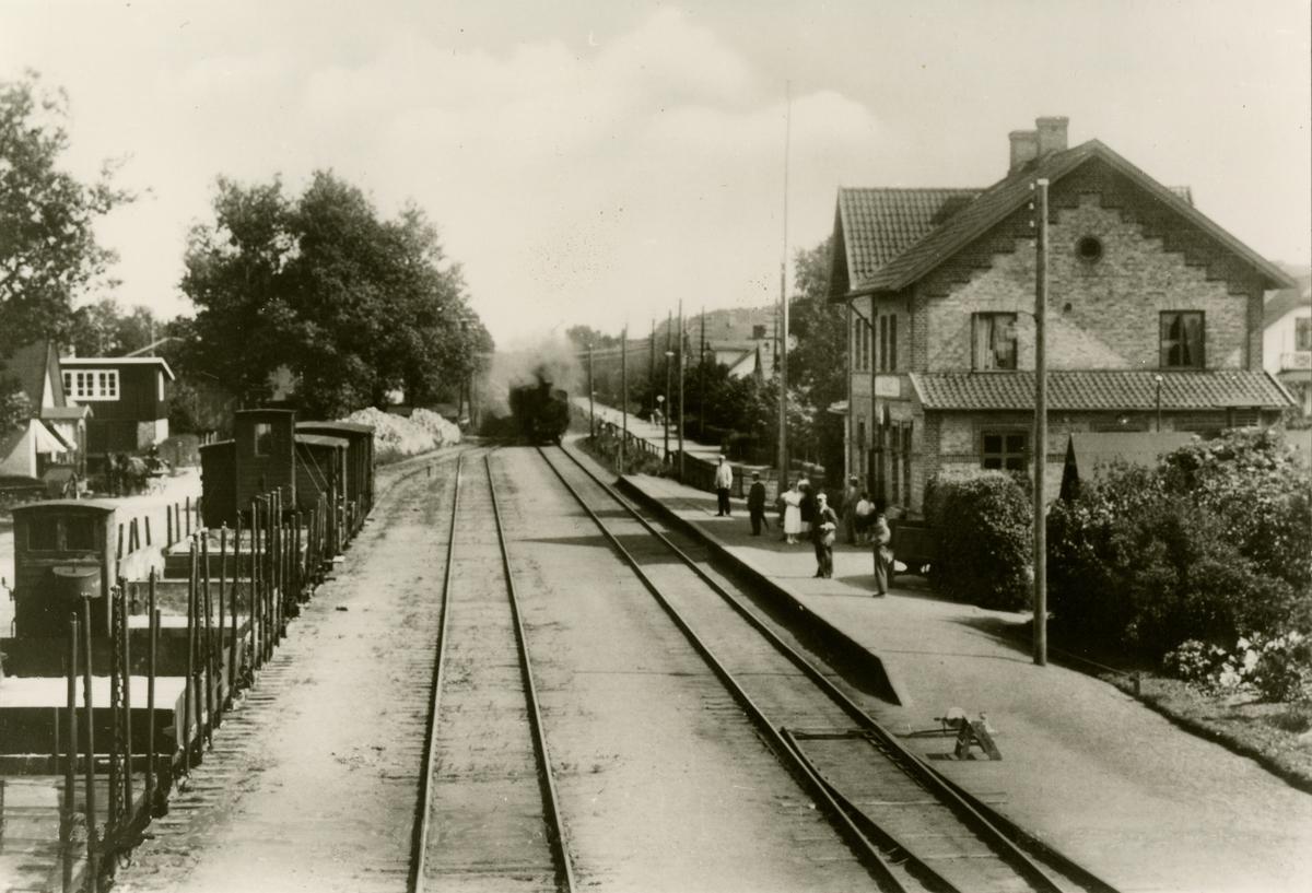 Mjöhult station
