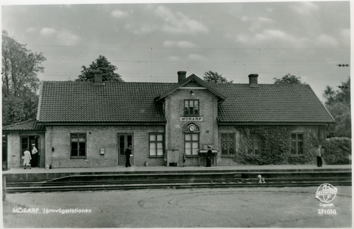 Mörarp station