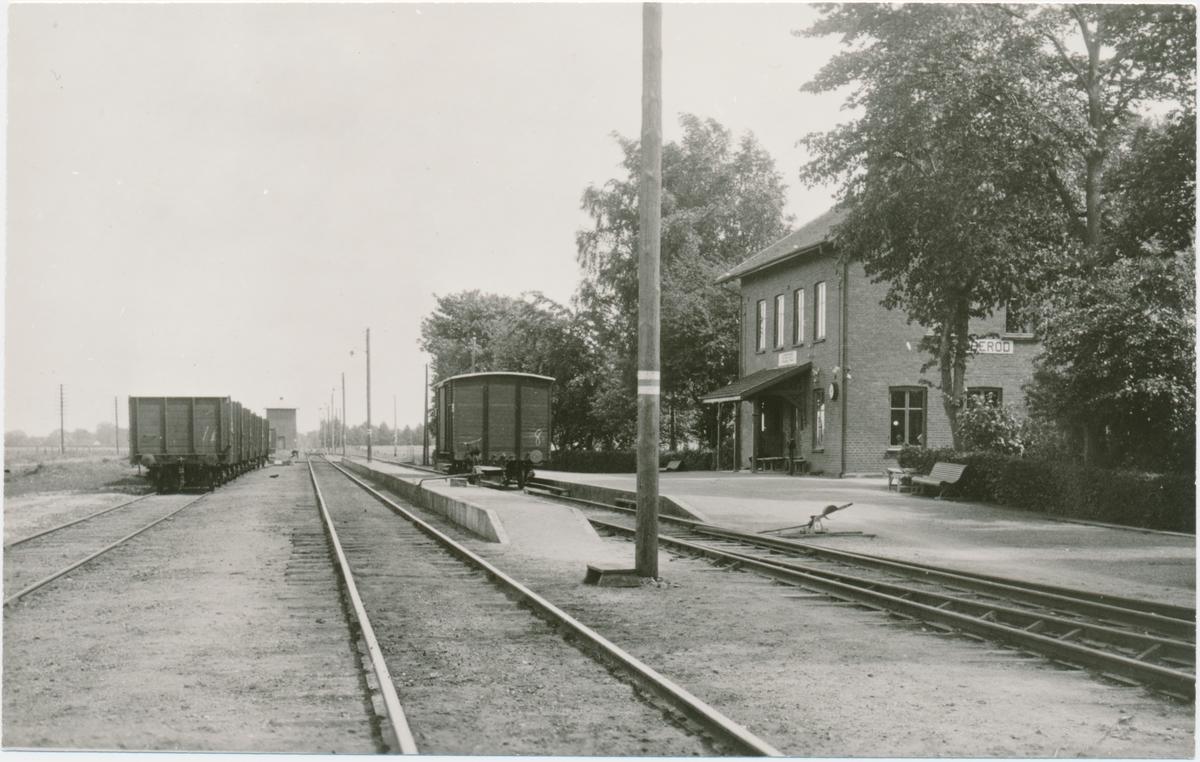 Veberöd station