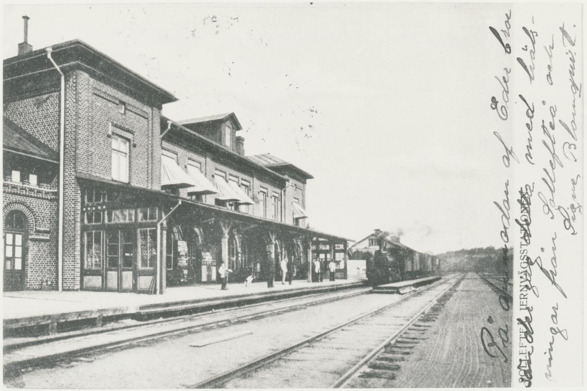 Sollefteå station