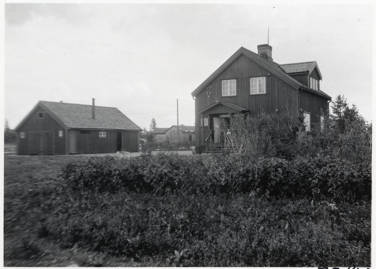 Boställshus i Arvidsjaur.