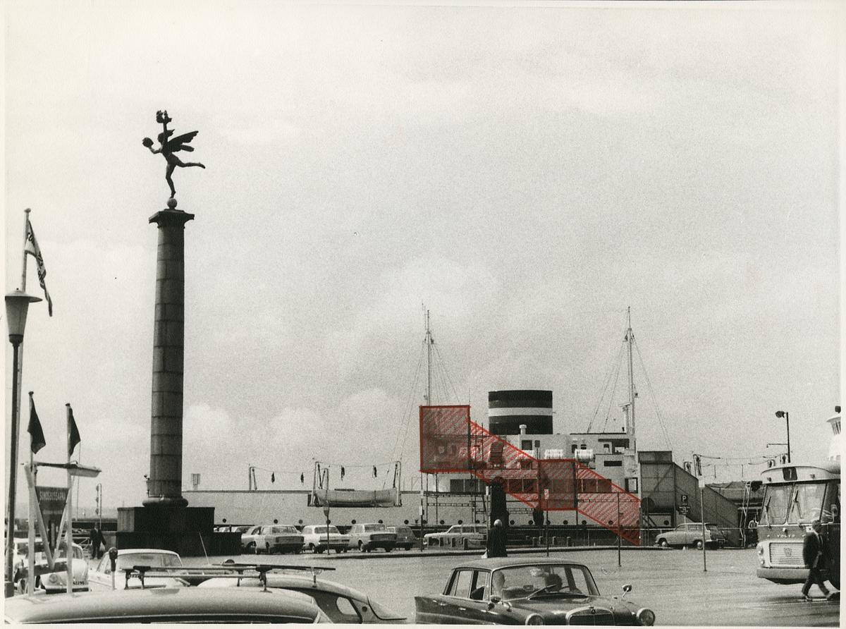 Helsingborg F (färjestation).