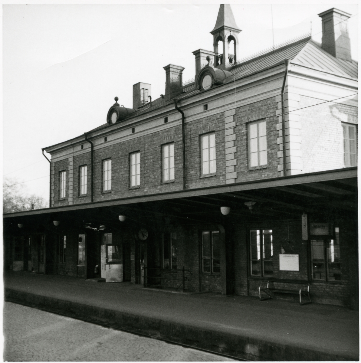 Linköping Centralstation.