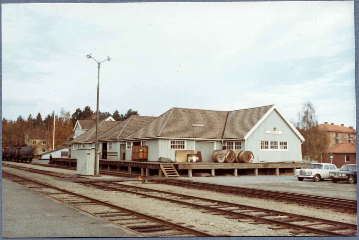 Lycksele station.