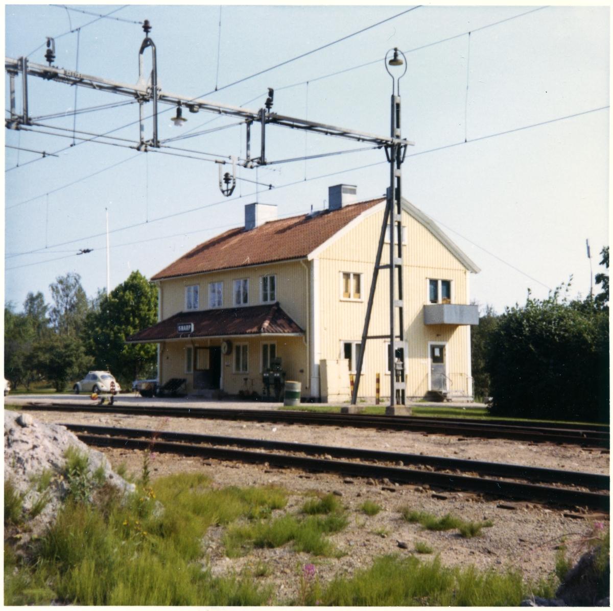 Gnarp station.