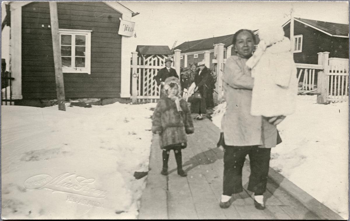 Tullstugan i Torneå.