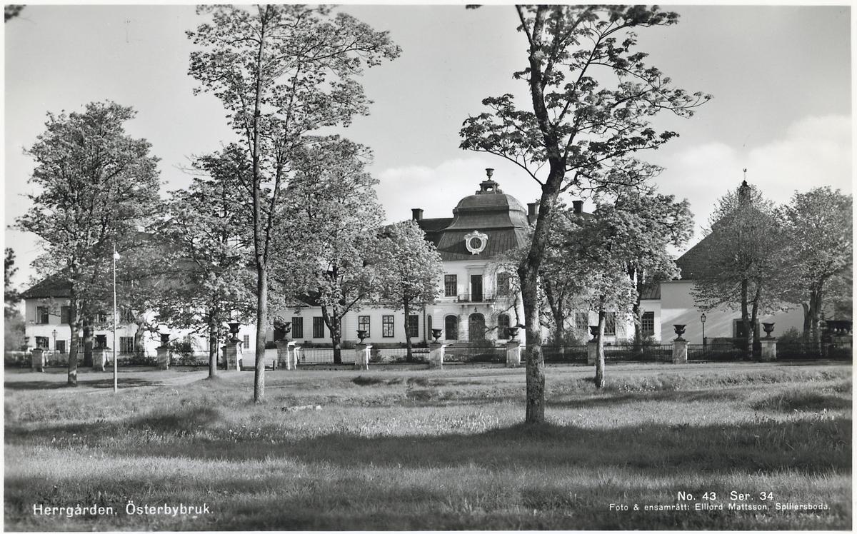 Herrgården, Österbybruk.