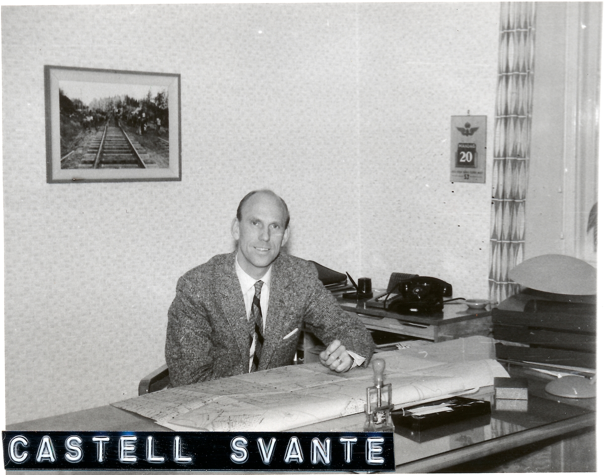Baningenjörs expeditionen i Gävle.