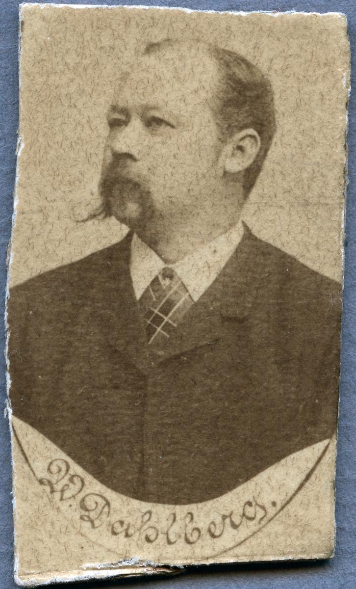 V. Dahlberg.