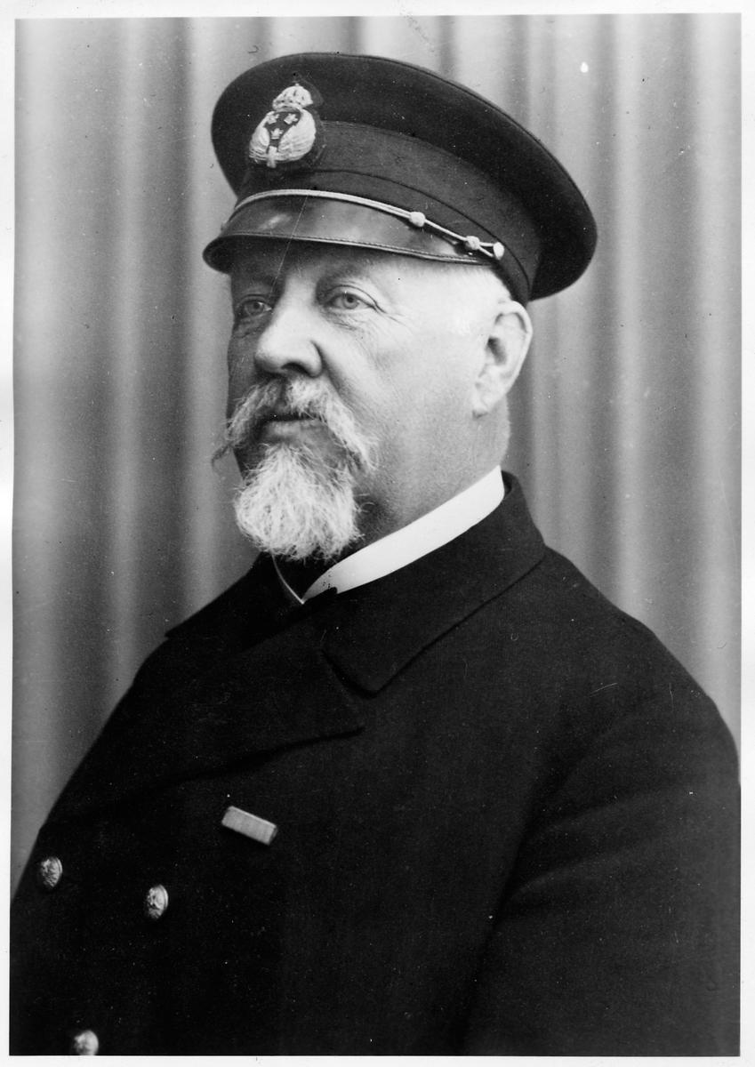 Stins Axel Ferdinand Friberg.