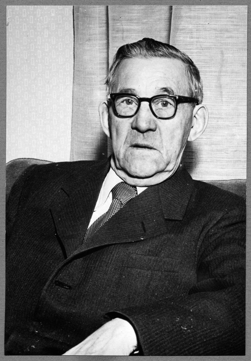 Carl Nyberg.