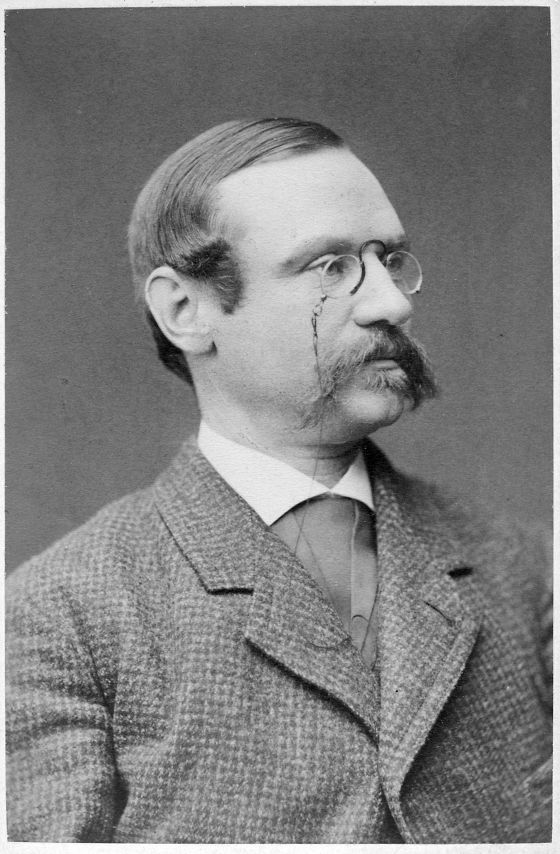 Ingenjör Per Svanbeck.