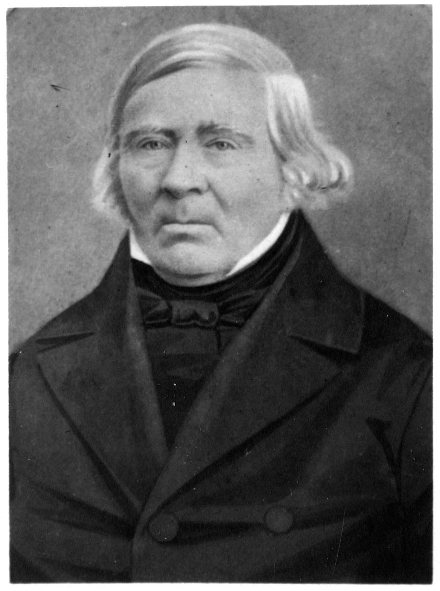Lantmätare Lars Gustaf Örn.