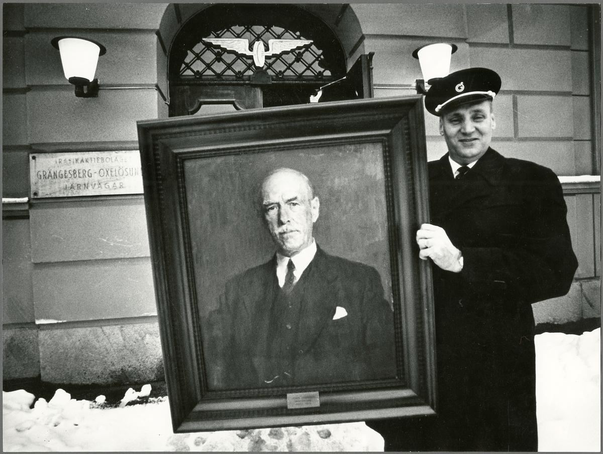 Porträtt av John Jonsson.