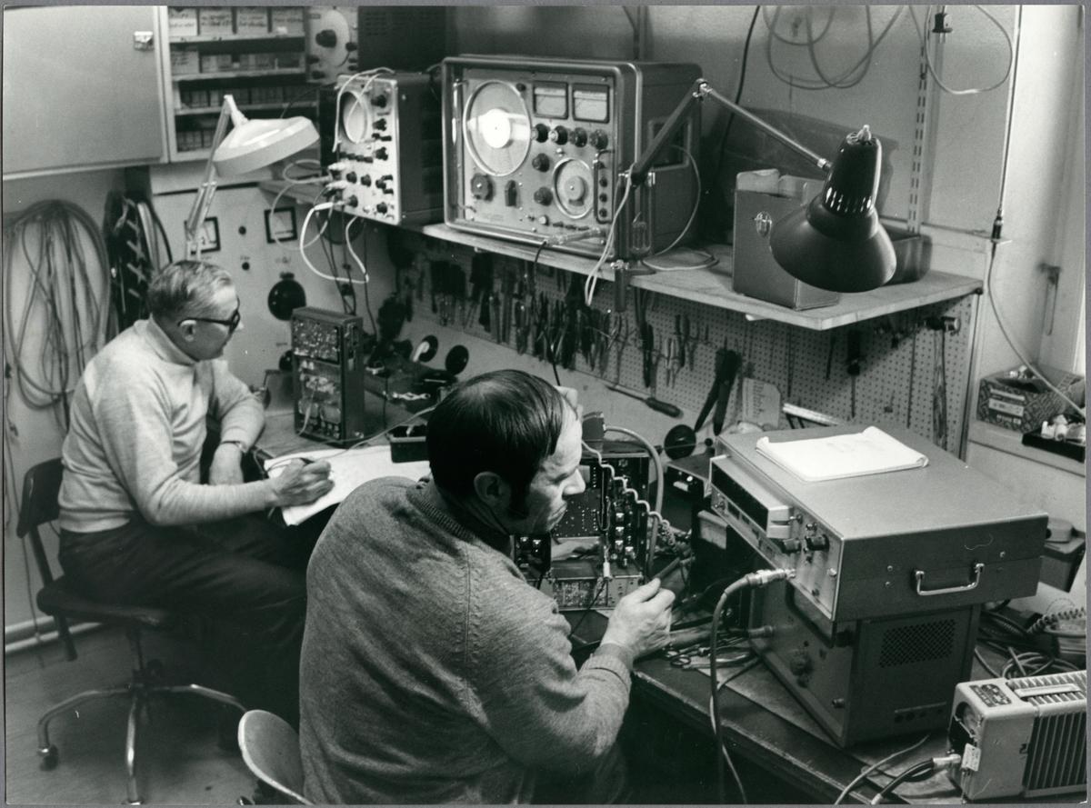 Radioverkstaden i Eskilstuna.