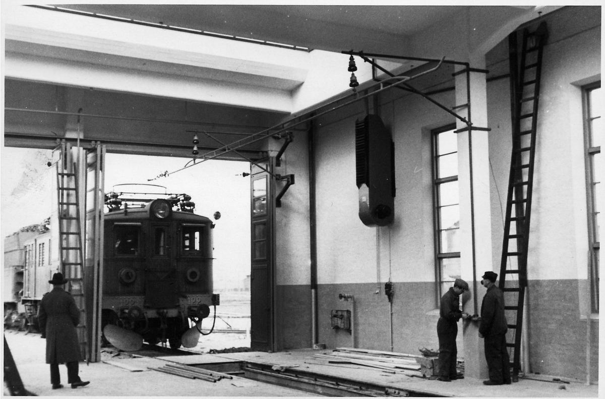 Statens Järnvägar, SJ D 122.