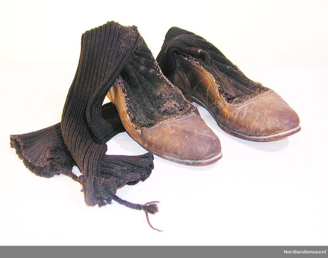 bbdc7017 Lugger/ sko. - Nordlandsmuseet / DigitaltMuseum