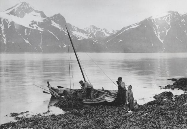 For folks dagligliv har båter vært uunnværlige i kystmiljø.