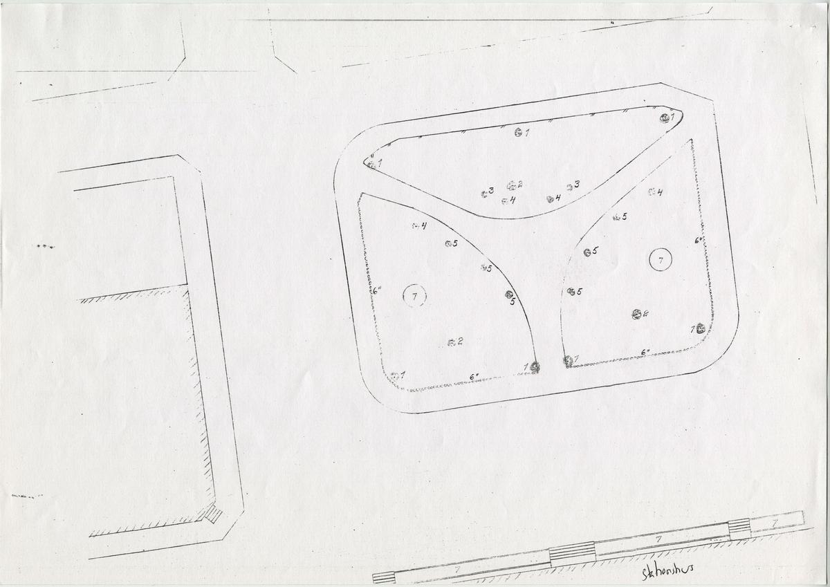 Älmhult.  Fogelbergs samling. Inför järnvägens 150-årsjubileum 2006 gjorde Fredrik Fogelberg och Charlotte Lagerberg Fogelberg ett utredningsarbete åt dåvarande Banverket om järnvägens planteringar. Närmare 200 planteringsskisser kopierades från Riksarkivet, landsarkiven och hos privatpersoner. Planteringsskisserna är digitaliserade från de gjorda kopiorna och inte från originalen i arkiven.