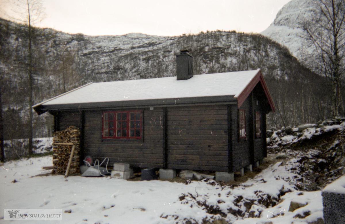 5f27c7e8 Brandstadbu ferdig 1997 årstall 1997. - Romsdalsmuseet / DigitaltMuseum