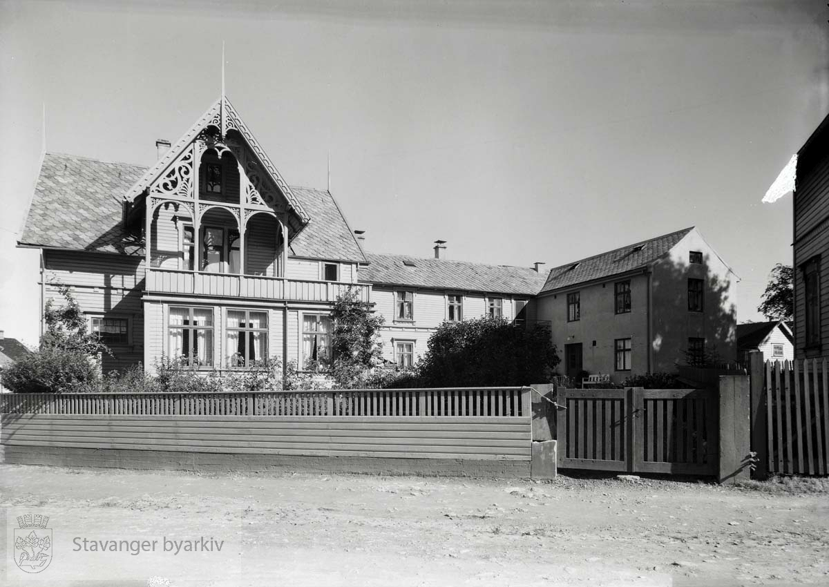 St. Petri aldershjem, Vaisenhusgt. 60