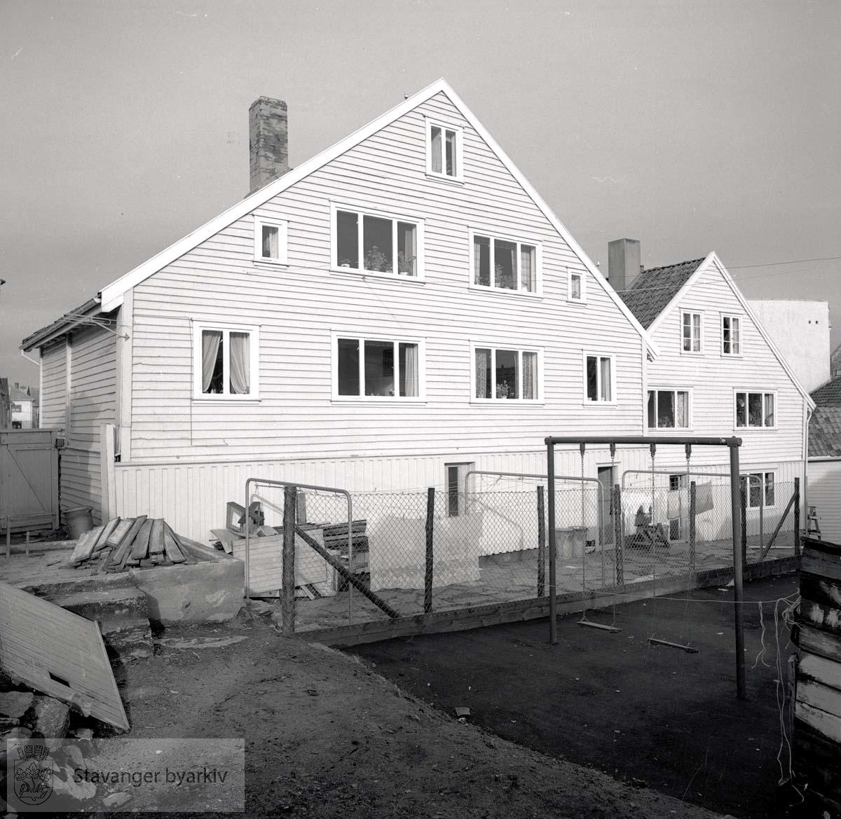 Hus tilhørende Sølvberggaten ?
