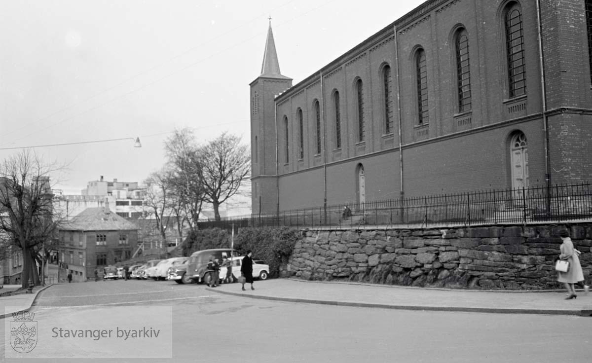 St. Petri Kirke ned Dr Eyes gate