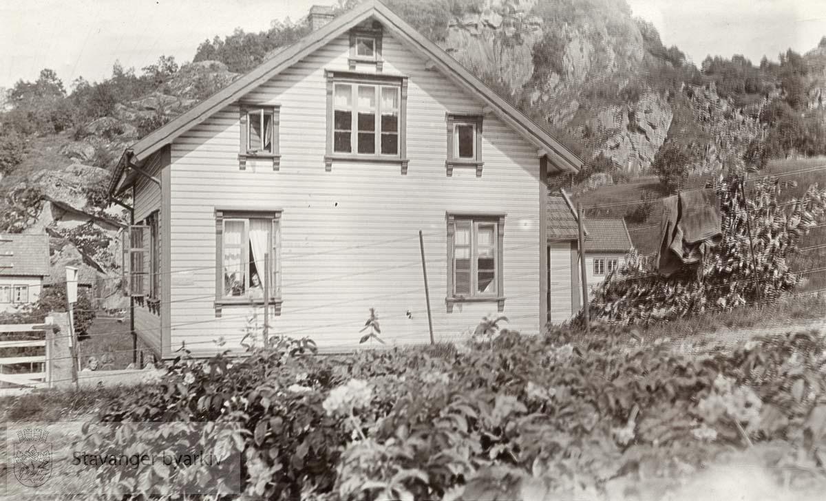 Pål Ulshaug sitt hus i Bjelland