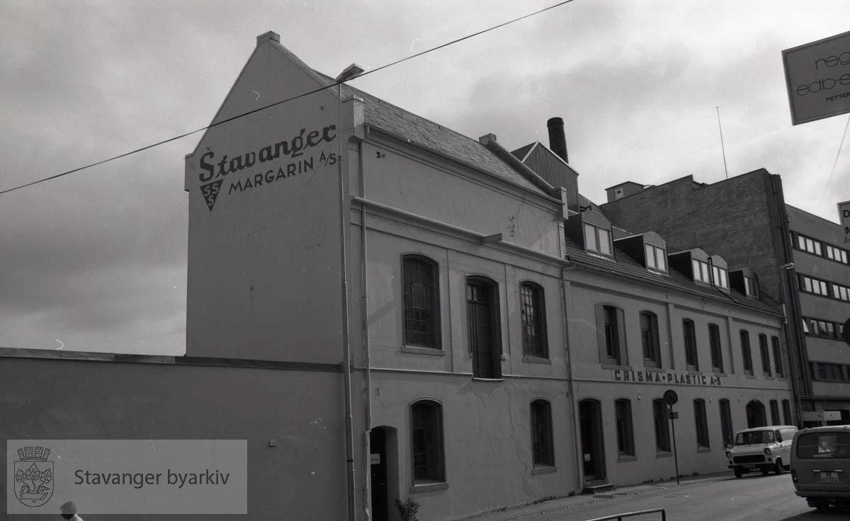 Stavanger Margarin A/S.Crisma Plastic A/S