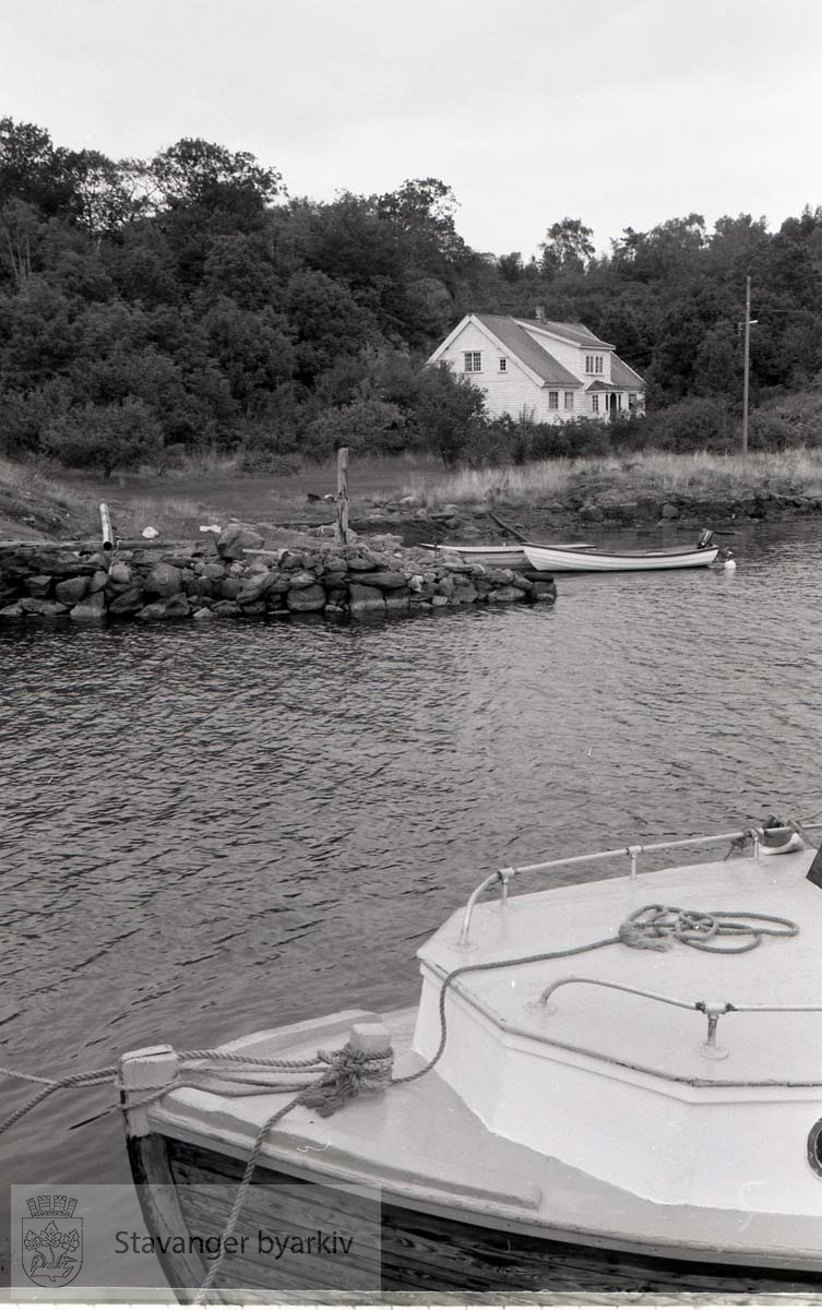 Hus på Hellesøy