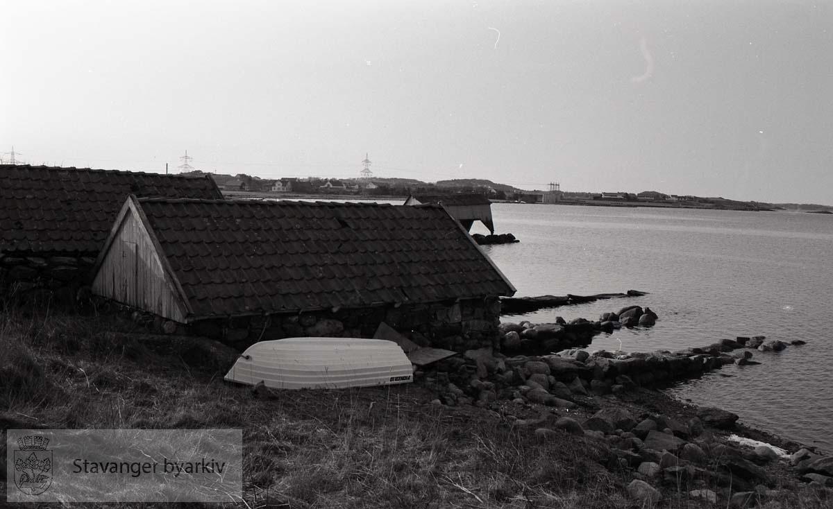 Naust, Hafrsfjord