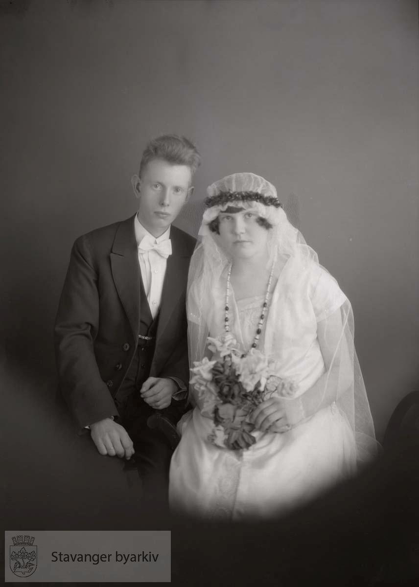 Brudepar, Daniel Tveita