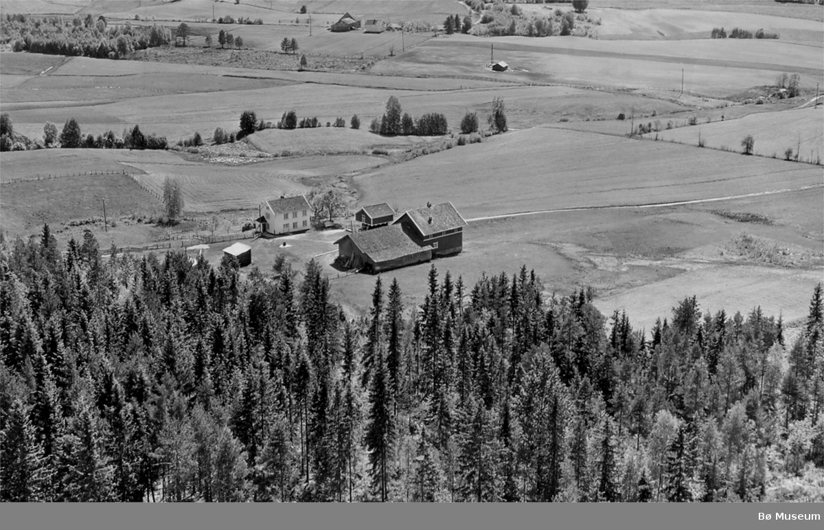 Flyfoto av Plassen