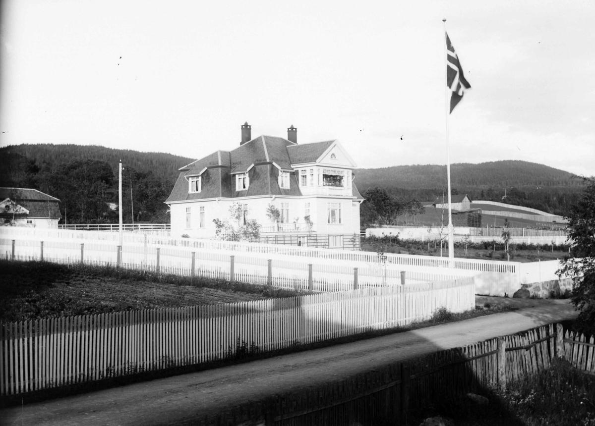 Formovillaen i Gamlevegen 119, Lillehammer - senere Lillehammer Husmorskole
