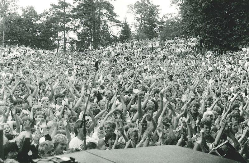 Skjærgårdsgospel 1982. Foto: Roar Thorsen