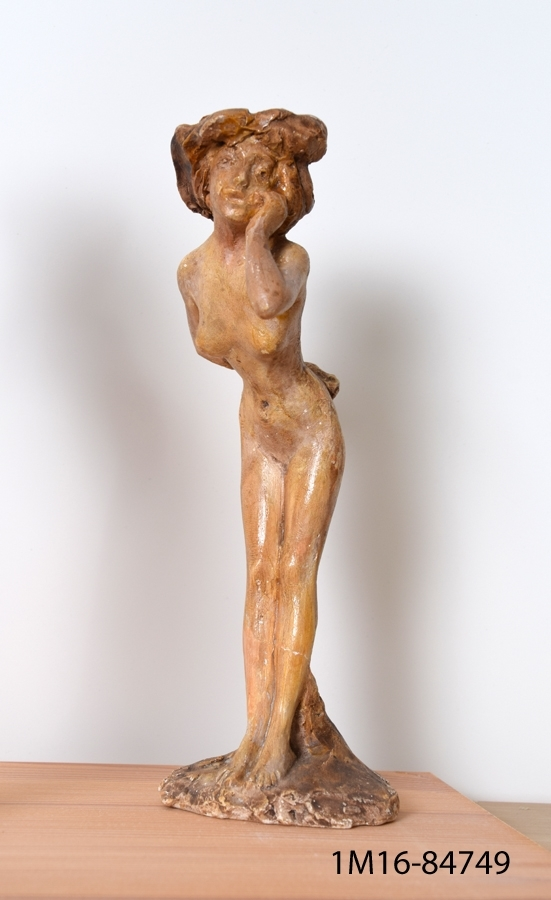 Skulptur av Agnes de Frumerie