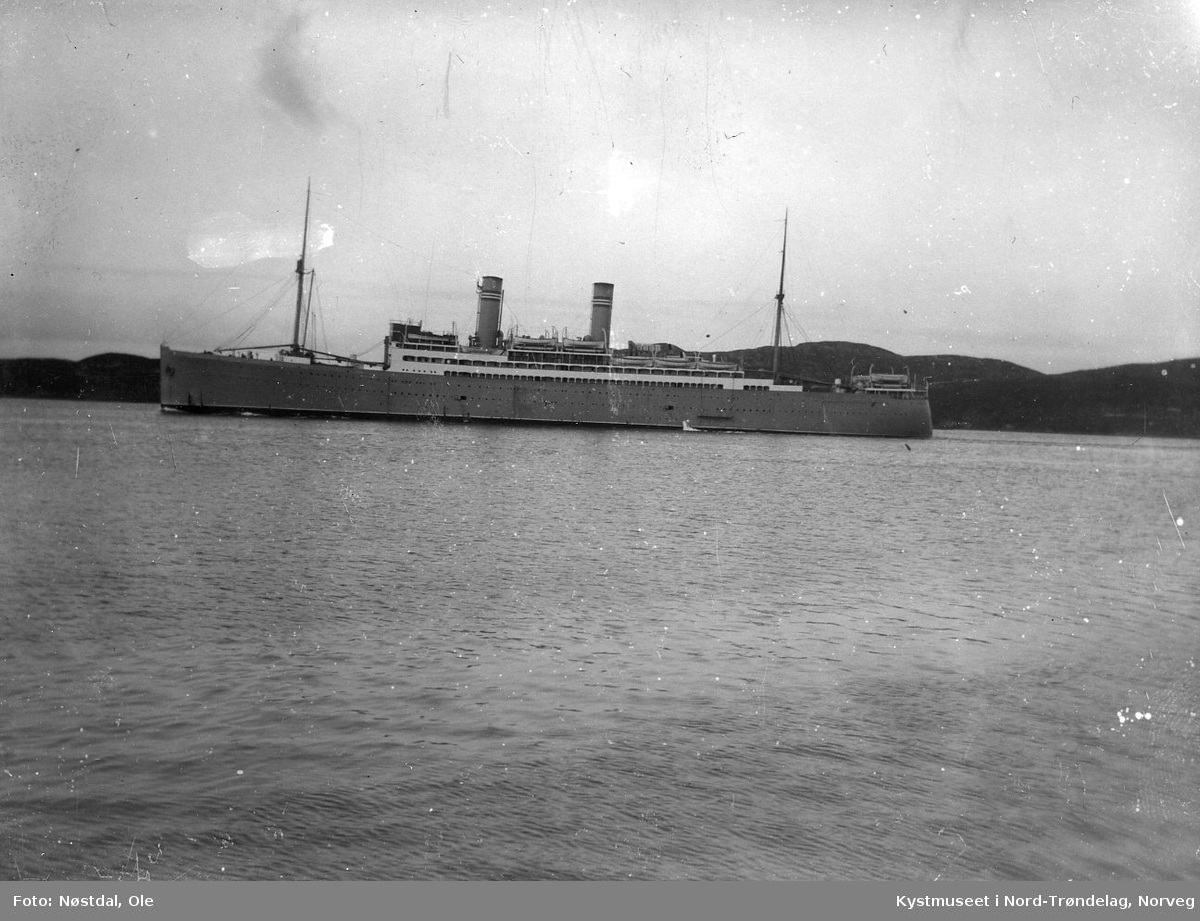 Cruiseskipet M/S Stavangerfjord