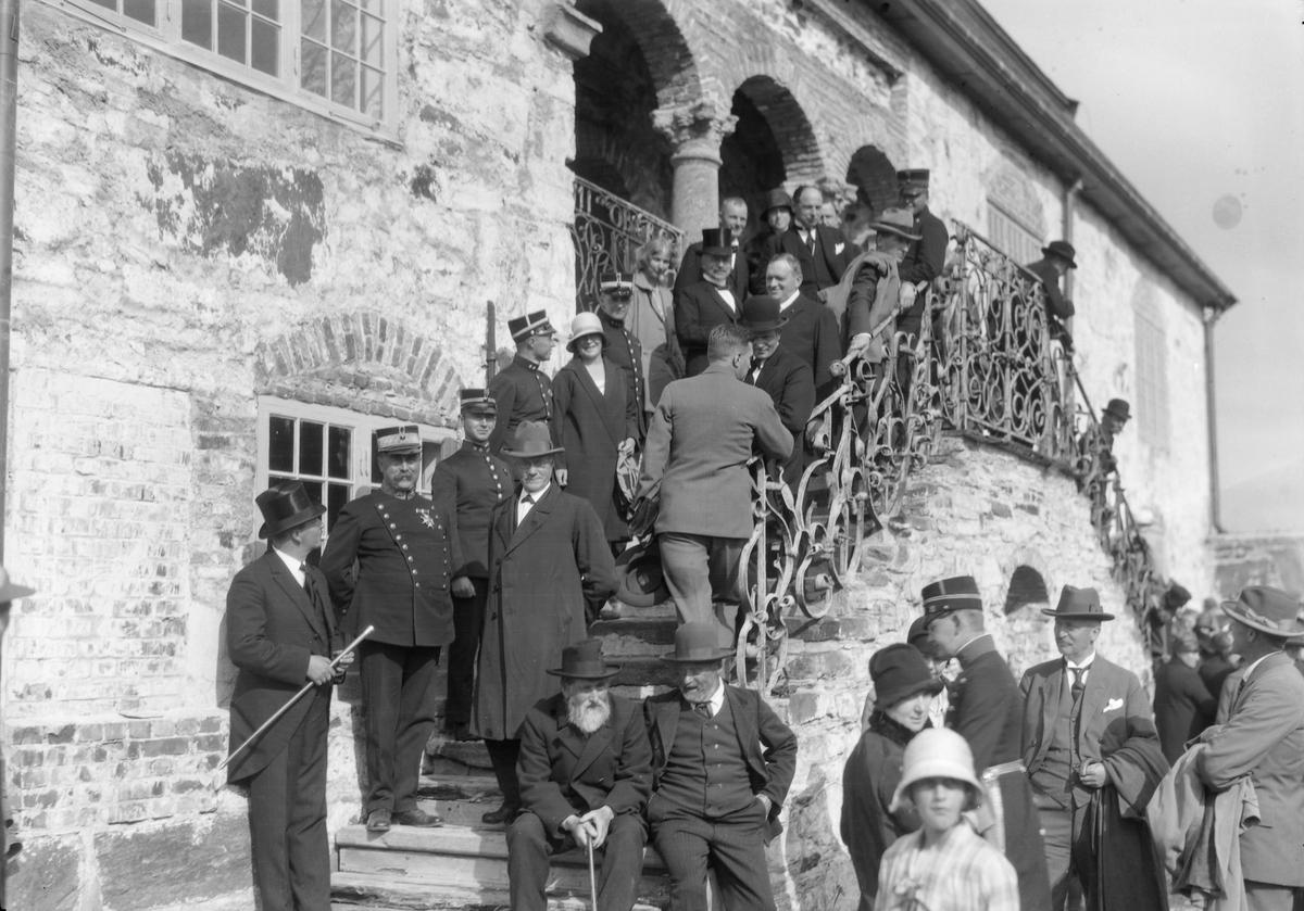 Olsok 1928 på Austrått