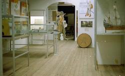 Försvarshistoriska muséet, Jkpg. 1600-talsrummet, 2:a vån.