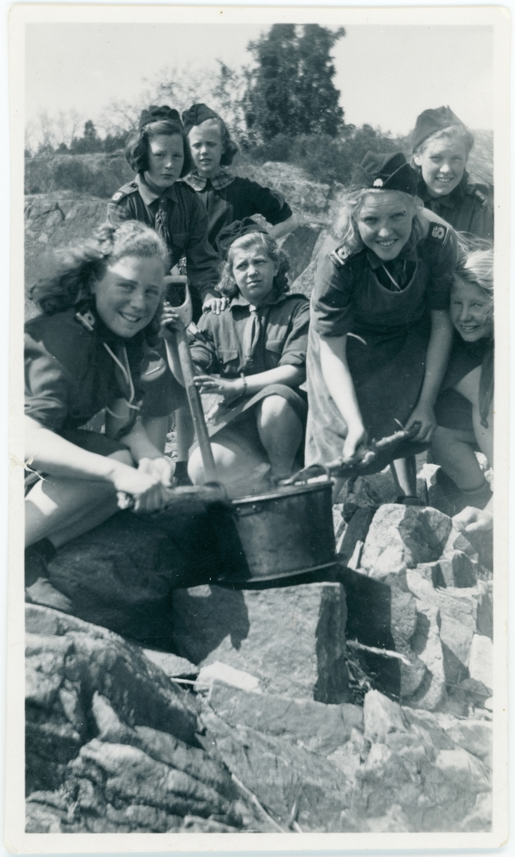 Scoutverksamhet