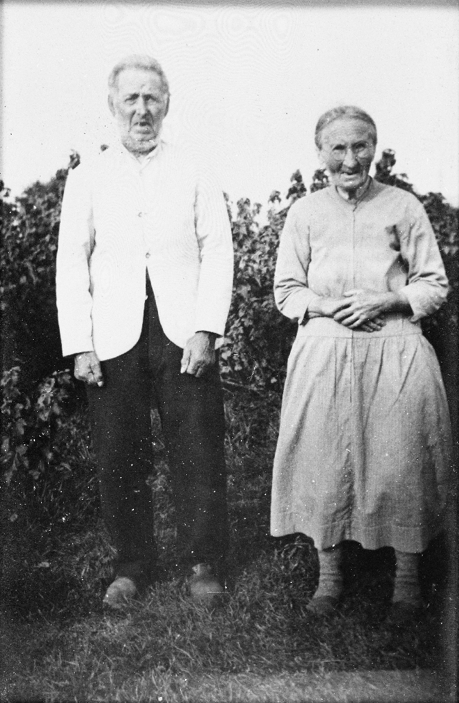 Inger Marie og Thomas Vestly (Thomas Endreson. Sjå også 1990.1TIM.32.004