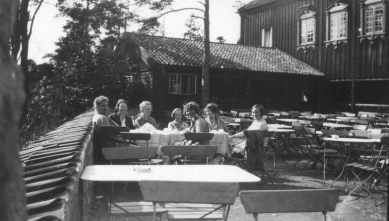 Restauranten 1929