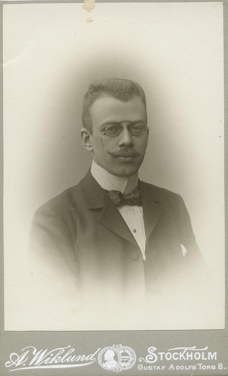 Apotekare Anders Wännerdahl.