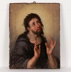 Kristusporträtt [OLJEMÅLNING]