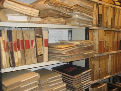 Folldal Verk arkiv