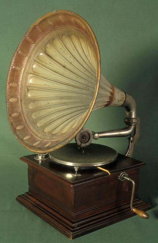 Sveivegrammofon.