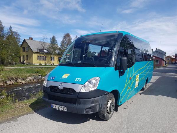 AtB Buss. Foto/Photo