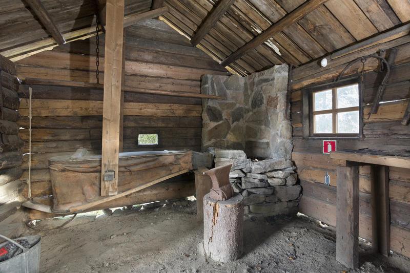 Interiøret i Smia. (Foto/Photo)