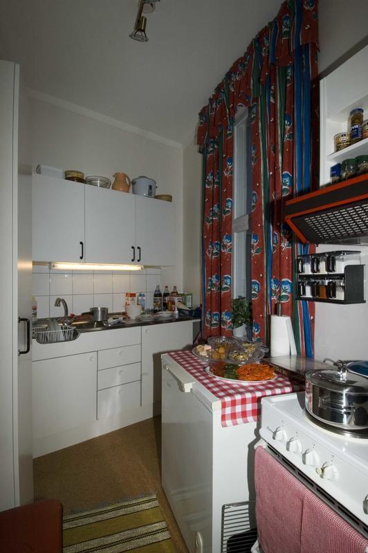 Kjøkken Wessels gate 15 (Foto/Photo)