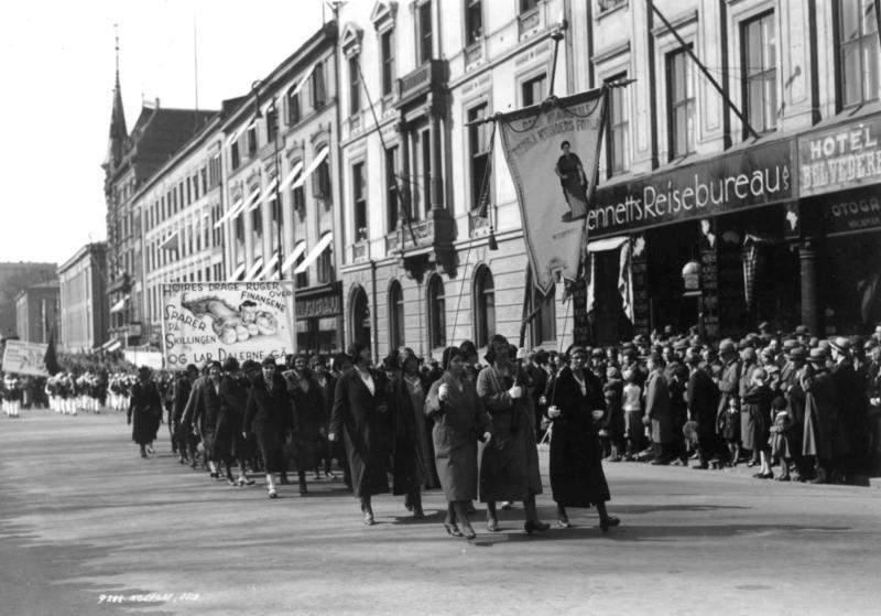 1. mai 1930